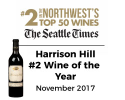 Top Northwest Wines Seattle Times Harrison Hill