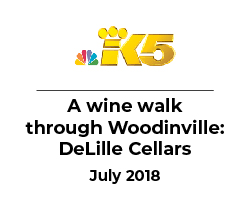 A wine walk through Woodinville: DeLille Cellars