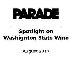 Parade Magazine Washington Wine DeLille
