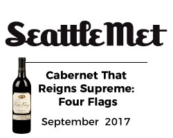Seattle Met Top Wines - Four Flags