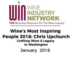 Top Winemaker Chris Upchurch