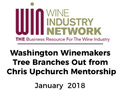 Chris Upchurch Washington Wine Legacy