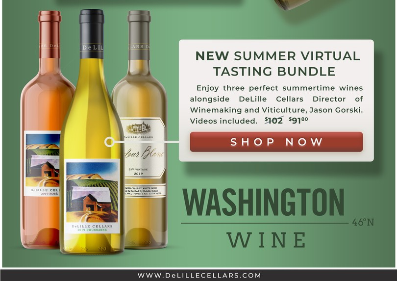 Introducing a NEW Summer Virtual Tasting Bundle!