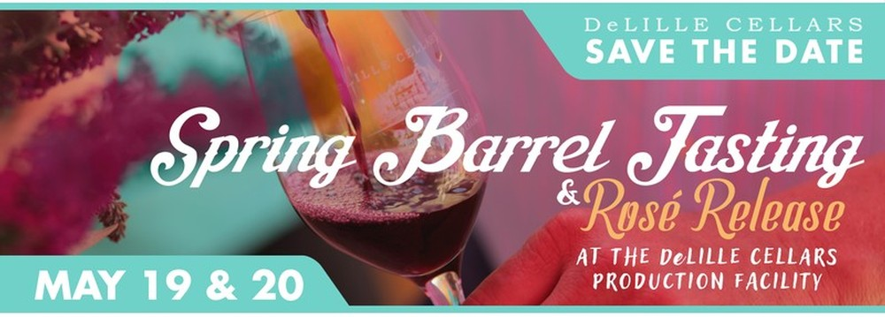 Mark your calendar, Spring Barrel is coming soon!