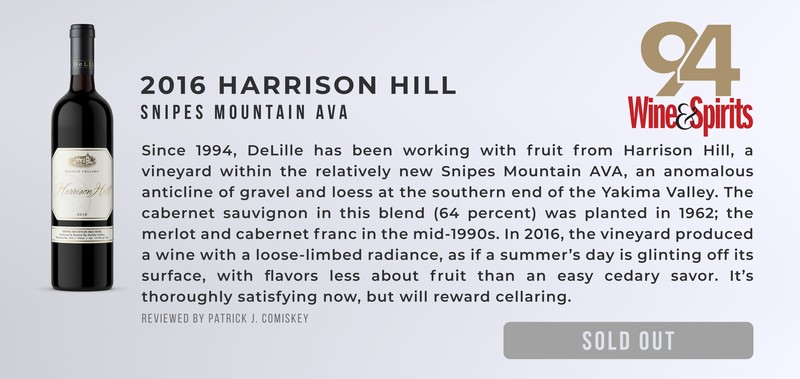 2016 Harrison Hill 94 Points