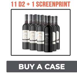 D2 Red Wine Case Offer - WA Wine Month