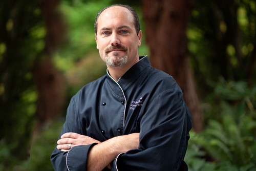 Chef Michael C. Toni, Executive Chef for The Lounge at DeLille Cellars (credit: DeLille Cellars)