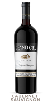Grand Ciel Cabernet Sell Sheet and Wine Information