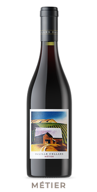 DeLille Cellars Métier Reviews and Acclaim Link