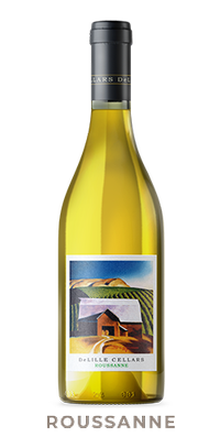 DeLille Cellars Roussanne Reviews and Acclaim Link