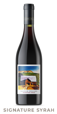 Signature Syrah Bottle Image