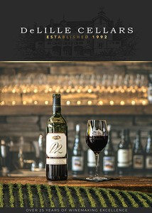 DeLille Cellars Brand Brochure