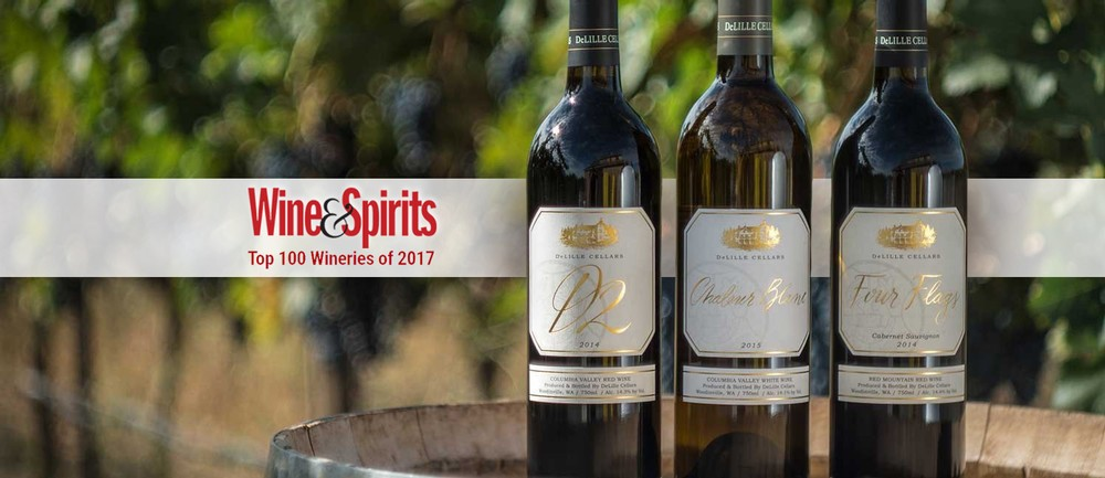 DeLille Cellars Named a Top 100 Winery by Wine u0026 Spirits & DeLille Cellars - Blog - DeLille Cellars Named a Top 100 Winery by ...