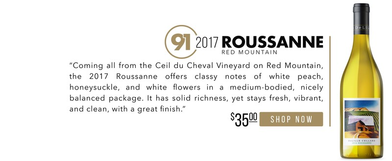 2017 Roussanne scores 91 points!