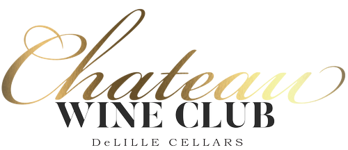 DeLille Cellars Chateau Wine Club Logo