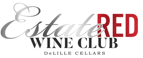 DeLille Cellars Estate Red Wine Club Logo