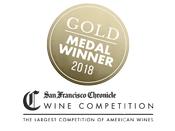 San Francisco Chronicle Gold Medal 2018