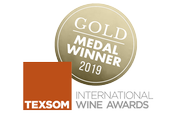 Texsom Wine Awards Gold Medal