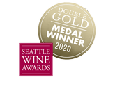 Seattle Wine Award Double Gold