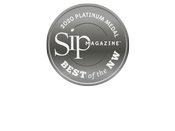 SIP Magazine 2020 Platinum Medal Best of the NW