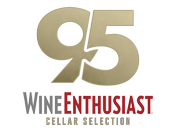 95 Points Wine Enthusiast Cellar Selection