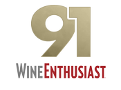 Wine Enthusiast 91