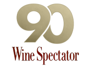 90 Points Wine Spectator
