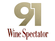91 Points Wine Spectator