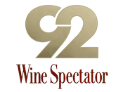 92 points Wine Spectator