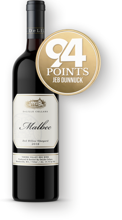 2016 Red Willow Malbec