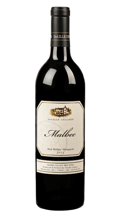2015 Red Willow Malbec