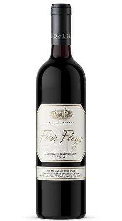 2016 Four Flags Cabernet Image