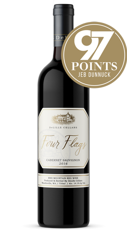 2016 Four Flags Cabernet