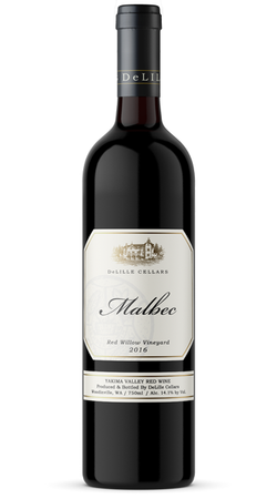 2016 Red Willow Malbec Image