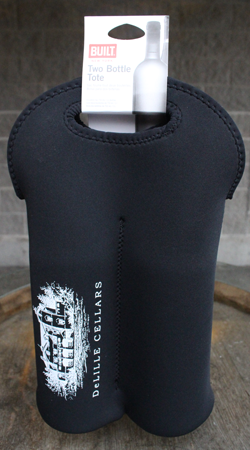 Neoprene 2 Bottle Tote