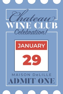 MD Chateau Club Event 1/29