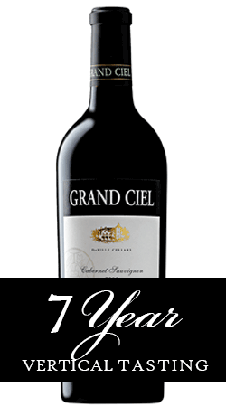 Grand Ciel Vertical Tasting Ticket