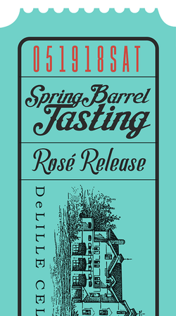 Spring Barrel Saturday Ticket