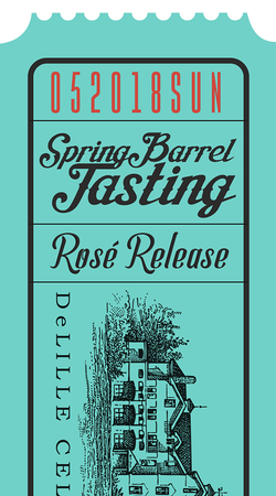 Spring Barrel Sunday Ticket Image