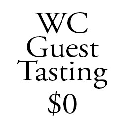 WC Guest Tasting