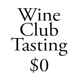 Wine Club Tasting Image